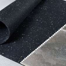 Supply and Installation of acoustic underlay