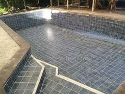 Pool Tiling